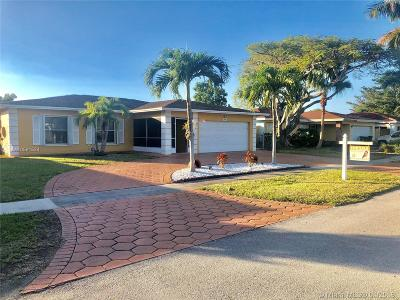 Tamarac Single Family Home Active With Contract: 8261 NW 67th Ave