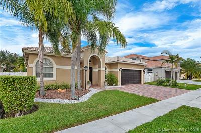 Pembroke Pines Single Family Home For Sale: 13025 NW 13th St