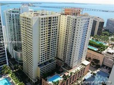 The Sail Condo, The Sail On Brickell Rental Active With Contract: 170 SE 14th St #2204