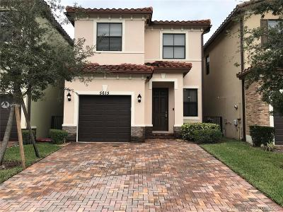 Tamarac Single Family Home For Sale: 5615 NW 50 Ter