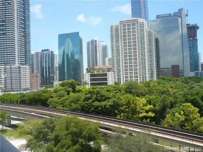 Le Parc, Le Parc At Brickell, Le Parc At Brickell Condo, Le Park At Brickell Rental Leased: 1600 SW 1st Ave #609
