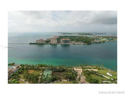 Portofino Tower, Portofino Tower Condo, Portofino Towers Rental For Rent: 300 S Pointe Dr #4202