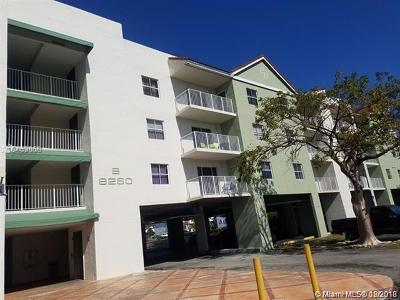 Cutler Bay Condo For Sale: 8260 SW 210th St #201