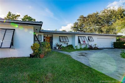 El Portal Single Family Home For Sale: 8850 N Miami Ave