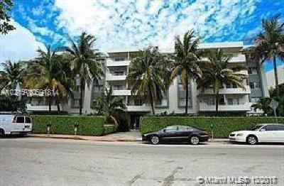 Miami Beach Condo For Sale: 1610 Lenox Ave #305