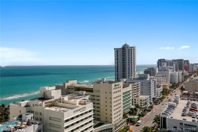 Miami Beach Condo For Sale: 4401 Collins Av #2012