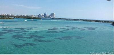 Bay Harbor Islands Condo For Sale: 10350 W Bay Harbor Dr #9D