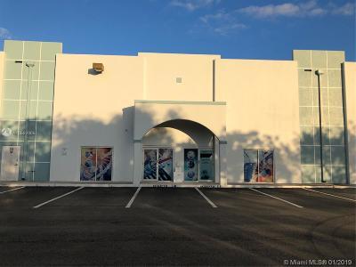 Pembroke Pines Commercial For Sale: 20861 Johnson St #117