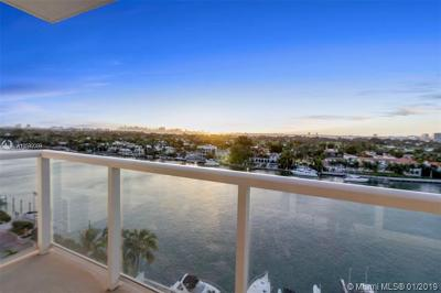 Miami Beach Condo For Sale: 5750 Collins Ave #10C