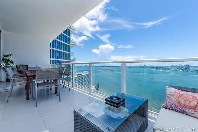 Miami Condo For Sale: 2020 N Bayshore Dr #2005