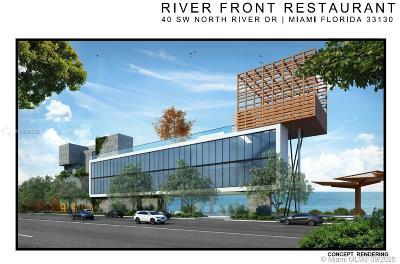 Commercial For Sale: 40 SW River Dr