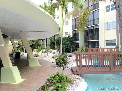 Fort Lauderdale Condo For Sale: 5321 NE 24th Ter #103A