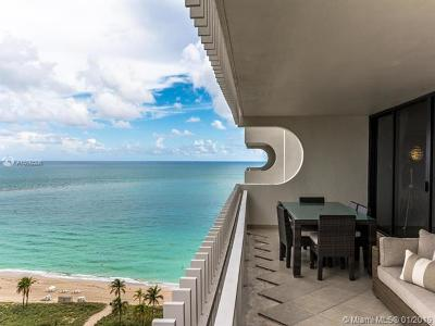 Bal Harbour Condo For Sale: 10205 Collins Ave #1506