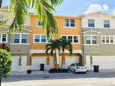 West Palm Beach Condo For Sale: 430 Amador Ln #6