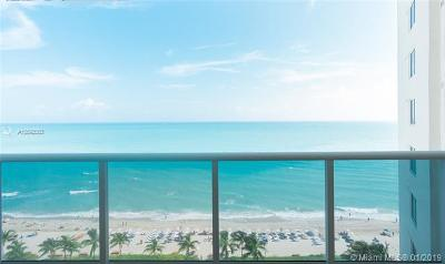 Ocean Two, Ocean Two Condo Rental For Rent: 19111 Collins Ave #1206