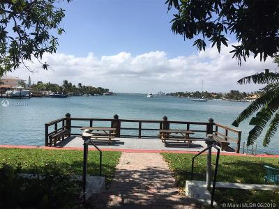 Miami Beach Condo For Sale: 8630 Byron Ave #8630-4