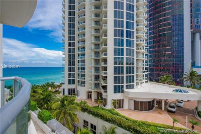 Sunny Isles Beach Condo For Sale: 18683 Collins Ave #608
