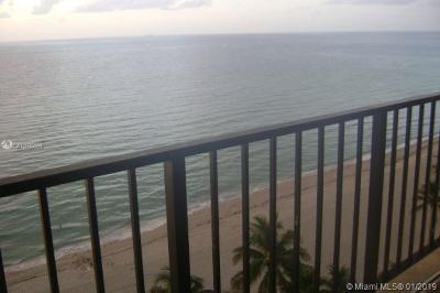 Hollywood Condo For Sale: 2301 S Ocean Dr #1101