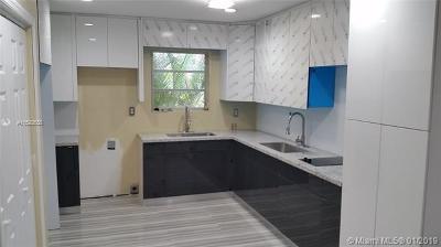 North Miami Beach Single Family Home For Sale: 16791 NE 8th Ave