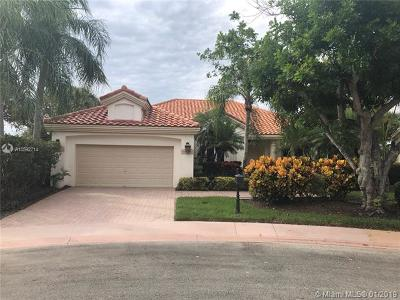 Weston Single Family Home For Sale: 2615 Oakmont