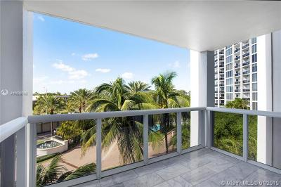 Bal Harbour Condo For Sale: 10275 Collins Ave #323