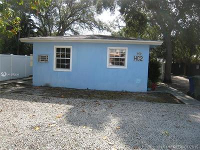 Fort Lauderdale Multi Family Home For Sale: 800 SE 15th St