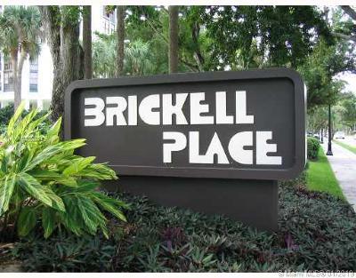 Brickell Place, Brickell Place Condo, Brickell Place Condo Ph 0, Brickell Place Ph Ii Cond, Brickell Place Phase 1, Brickell Place Phase Ii, Brickell Place Phase Ii C, Brickell Place/Andros Bld Rental Leased: 1865 Brickell Av #A1507