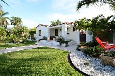 Hollywood Single Family Home For Sale: 1550 Van Buren St