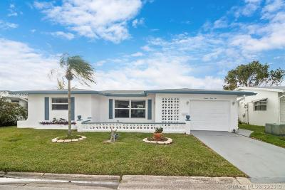 Broward County Single Family Home For Sale: 1645 NW 69th Ave