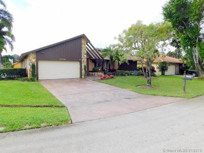 Coral Springs Single Family Home For Sale: 7006 NW 38th Mnr