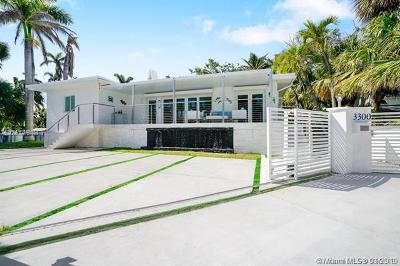 Fort Lauderdale Single Family Home For Sale: 3300 NE 16th St