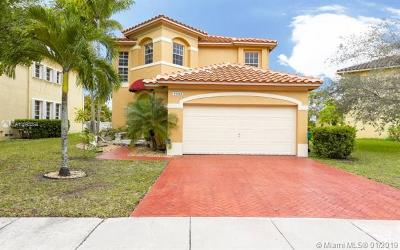 Miramar Single Family Home For Sale: 14162 SW 52nd Ln
