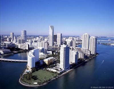 Rental Leased: 540 Brickell Key Dr #813