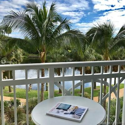 Palm Beach County Condo For Sale: 400 N Federal Hwy #209N