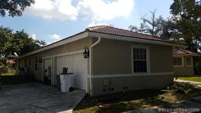 Parkland Single Family Home For Sale: 5818 NW 80th Ter