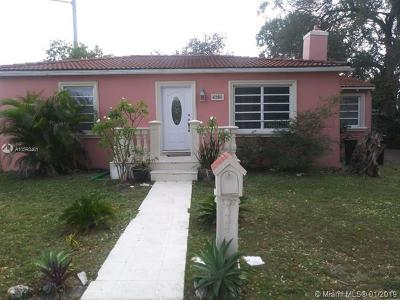 West Miami Single Family Home For Sale: 6206 SW 11th St