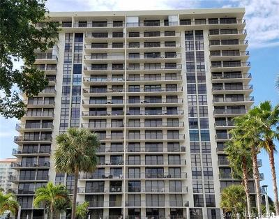 Fort Lauderdale Condo For Sale: 3031 N Ocean Blvd #302