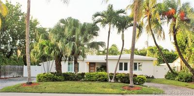 Key Biscayne Single Family Home For Sale: 365 W Enid Dr