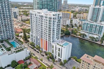 Crimson Condo, Crimson Miami, The Crimson, The Crimson Condo, The Crimson Condominium Rental For Rent: 601 NE 27th St #907