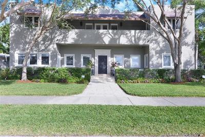 Hollywood Single Family Home For Sale: 1227 Jackson Street