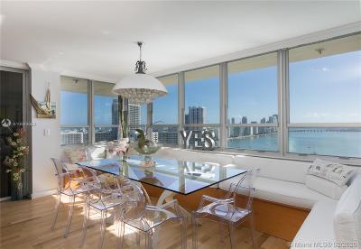 Venetian Islands Condo For Sale: 11 Island Ave #2102