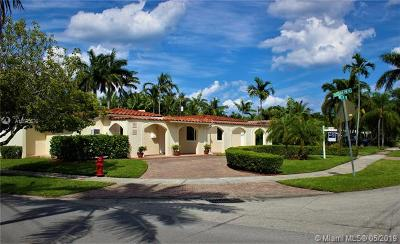 Fort Lauderdale Single Family Home For Sale: 1900 N Victoria Park Rd