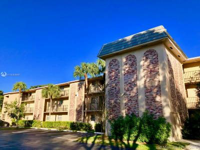 Coral Springs Condo For Sale: 3361 NW 85th Ave #302