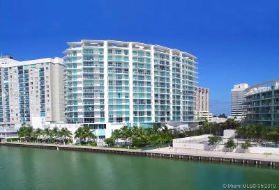 Miami Beach Condo For Sale: 6700 Indian Creek Dr #403