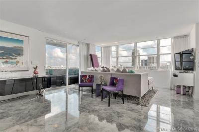 Miami Beach Condo For Sale: 20 Island Ave #1409