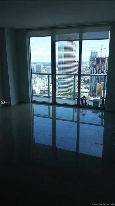 500 Brickell - West Tower, 500 Brickell Condo West, 500 Brickell West, 500 Brickell West Condo, 500 Brickell West Coondo, 500 Brickell West Tower, 500 Brickell West., 500 Brickell, 500 Brickell Condo Rental For Rent: 55 SE 6th St #4005