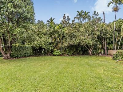 Coral Gables Residential Lots & Land Active With Contract: 629 Aledo Ave