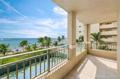 Hallandale Condo For Sale: 2080 S Ocean Dr #311