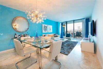 Miami Beach Condo For Sale: 1500 Ocean Dr #509