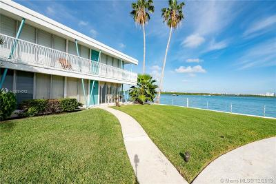 Bay Harbor Islands Condo For Sale: 1155 103rd St #10A